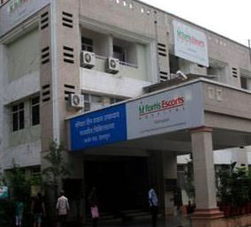 Fortis Escorts Hospital Dehradun