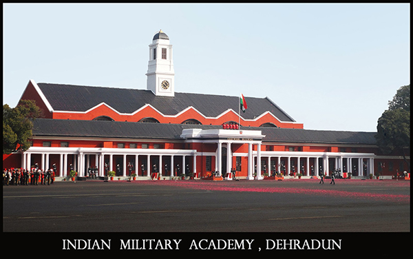 Indian Military Academy Dehradun