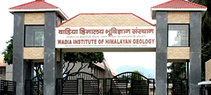 Wadia Institute of Himalayan Geology Dehradun