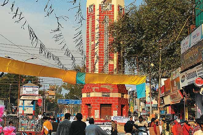 Streets of Dehradun