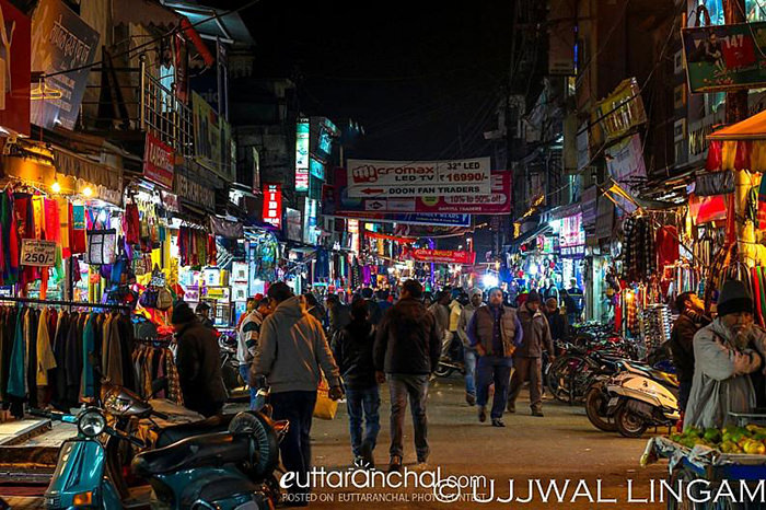 Markets in Dehradun