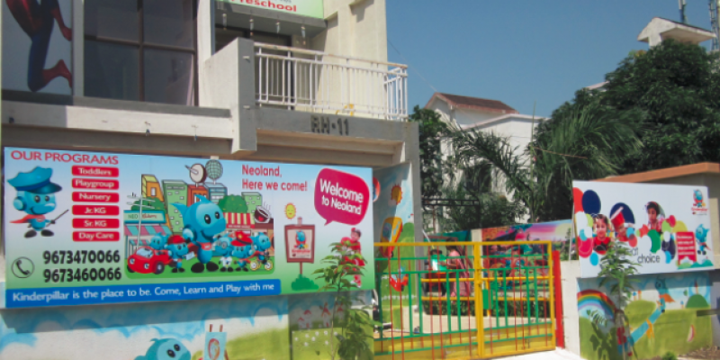 Kinderpillar Play School, Dehradun